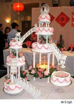 Fake wedding cakes help the bridal budget   AOL Finance Now that Christmas is behind us  it s time to plan for the other big yearly  celebration  June weddings  Thanks to the Boston Globe  I ve been made  aware of